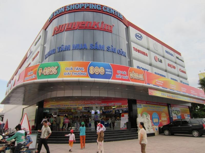 Top 7 Thương hiệu siêu thị điện máy uy tín tại Hà Nội