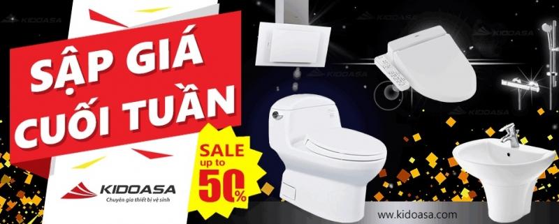 Top 12 Cửa hàng bán thiết bị vệ sinh uy tín nhất tại Hà Nội