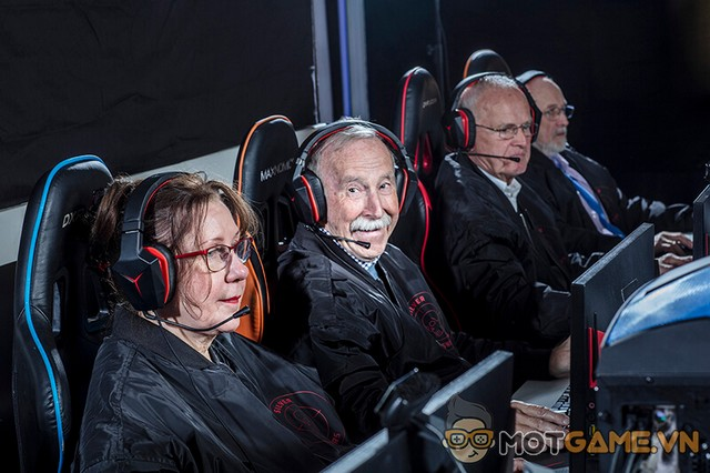 Số lượng game thủ lớn tuổi tăng mạnh vào những năm qua!