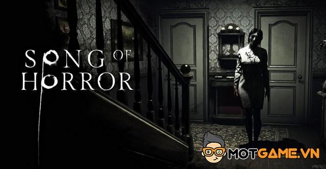 Song of Horror sẽ ra mắt trên PS4 và Xbox One vào cuối tháng 5/2021