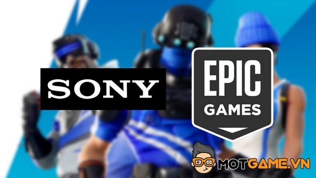 """Epic Games """"chơi lớn"""" để phát hành game độc quyền của Sony?"""