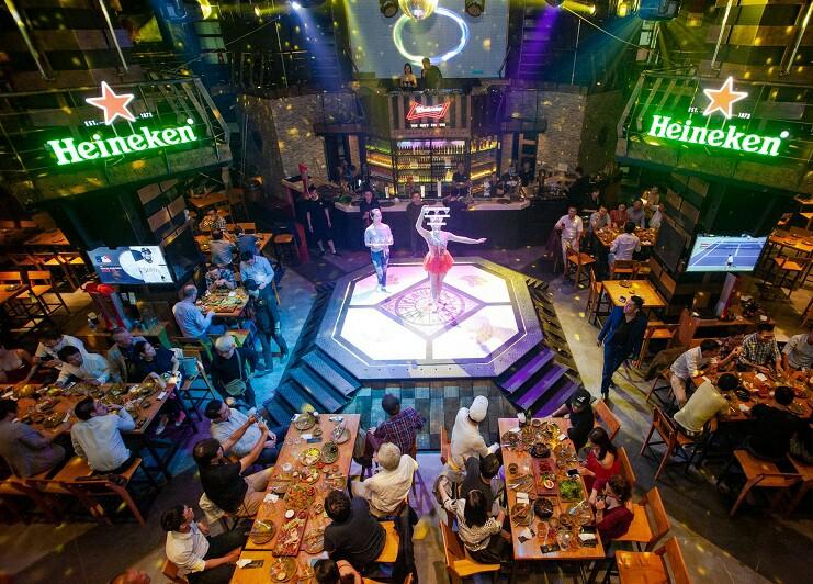 Top 5 Nhà hàng bia tươi ngon nhất Hà Nội cho những ngày hè nắng nóng