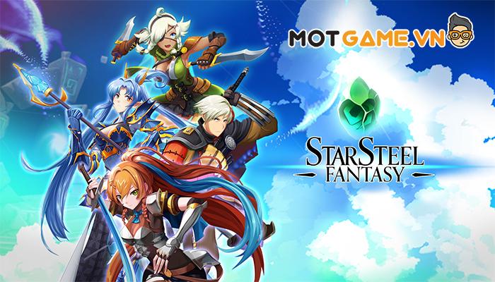 Starsteel Fantasy: Puzzle Combat là sự kết hợp độc đáo giữa game casualvà RPG