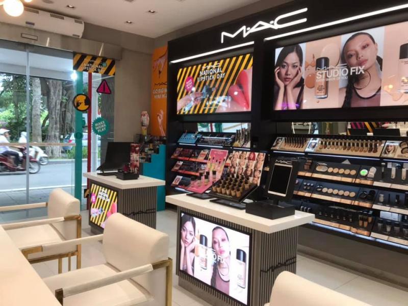 Top 6 Cửa hàng bán son MAC chính hãng ở Hà Nội