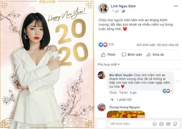 Misthy, Linh Ngọc Đàm cùng dàn streamer Việt rộn ràng đón Tết Nguyên Đán Canh Tý