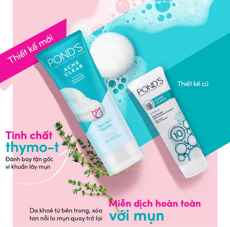 Top 10 Thương hiệu sữa rửa mặt cho phụ nữ uy tín nhất tại Việt Nam