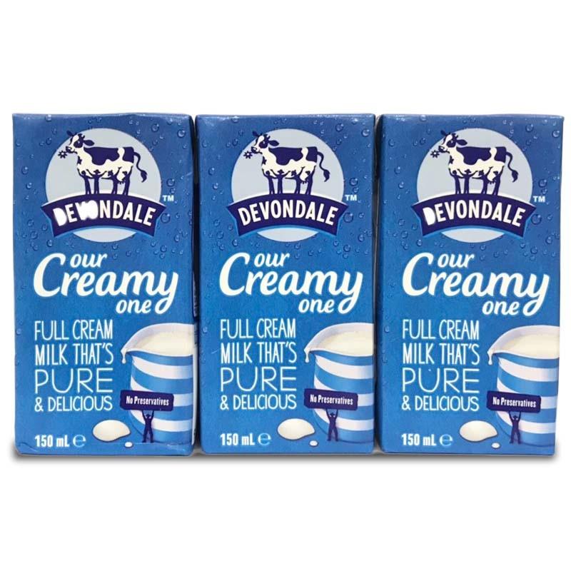 Top 8 Sữa tươi nguyên kem tốt nhất hiện nay