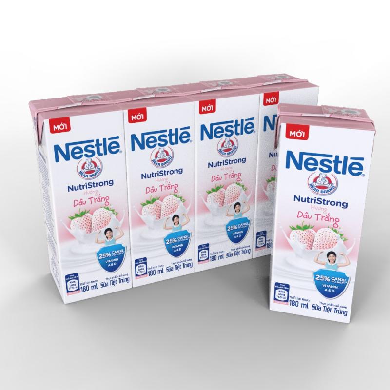 Top 10 Thương hiệu sữa tươi tiệt trùng tốt nhất cho bé