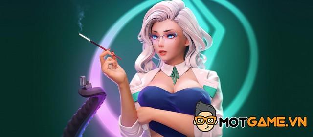 Vừa ra mắt game người lớn Subverse đã lọt Steam Top Seller