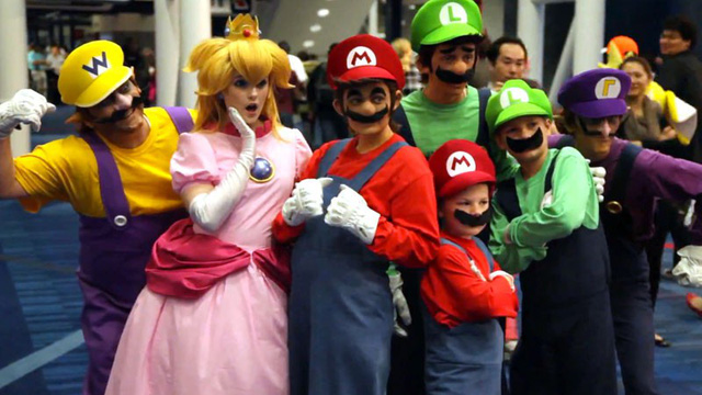 Cùng ngắm những tác phẩm cosplay Mario trông ngầu nhất quả đất