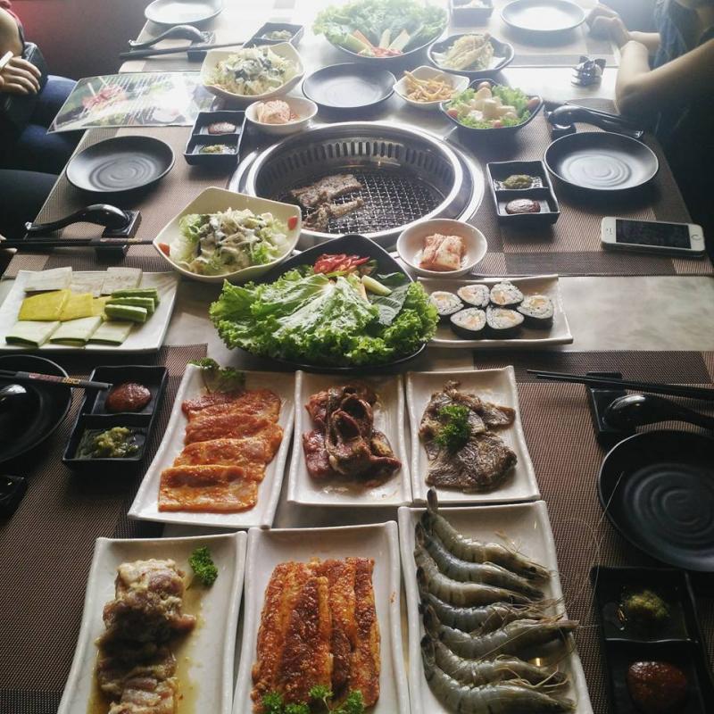 Top 12 Quán nướng ngon nhất ở TP Vinh, Nghệ An