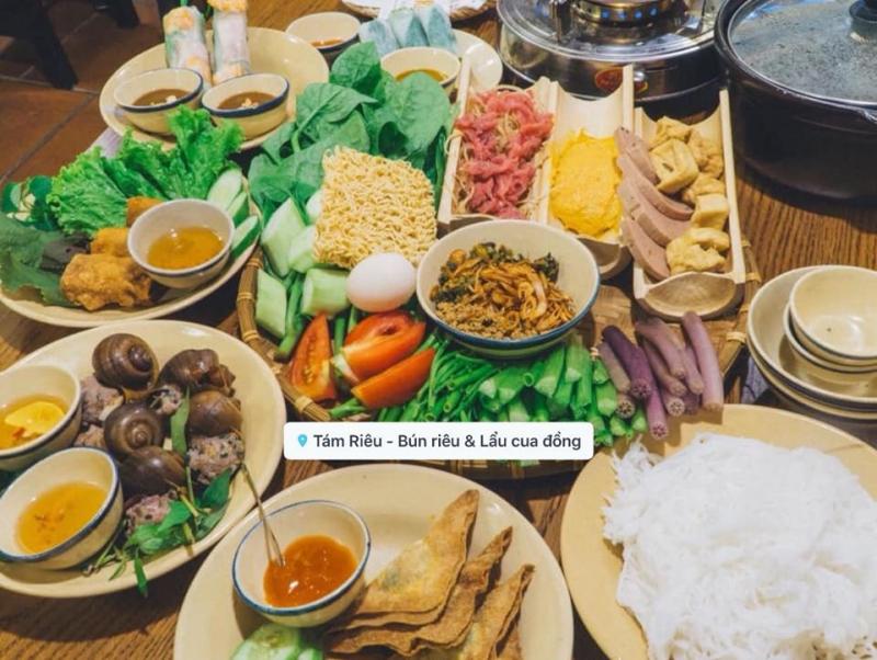 Top 6 Quán ăn ngon và chất lượng tại đường Phan Xích Long, TP. HCM