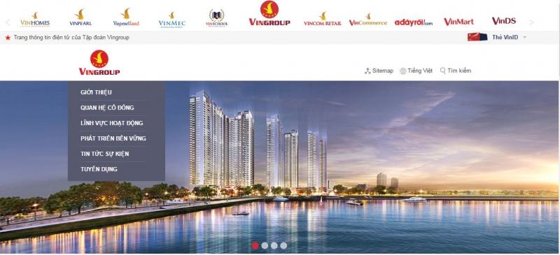 Top 14 Công ty bất động sản nổi tiếng nhất ở TP. Hồ Chí Minh