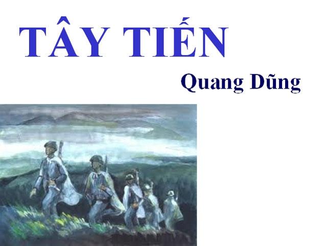 Top 12 Bài thơ hay nhất của nhà thơ Quang Dũng