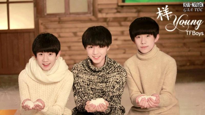Top 5 Nhóm nhạc nam  đỉnh nhất Trung Quốc