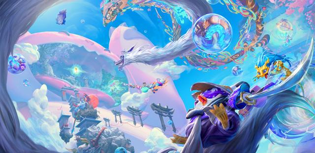 Riot Games công bố Song Đấu và Khai Sáng là 2 đội hình mạnh nhất Đấu Trường Chân Lý ở tất cả khu vực