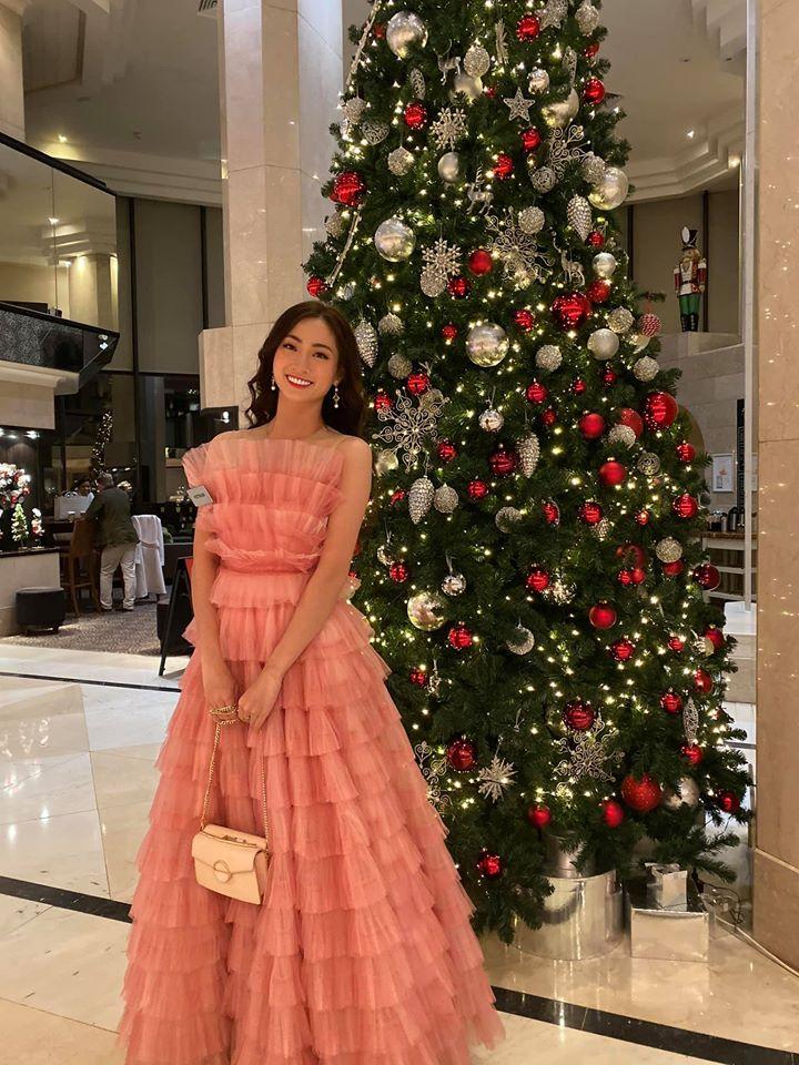 Lương Thùy Linh lọt Top 10 Người mẫu ở Miss World