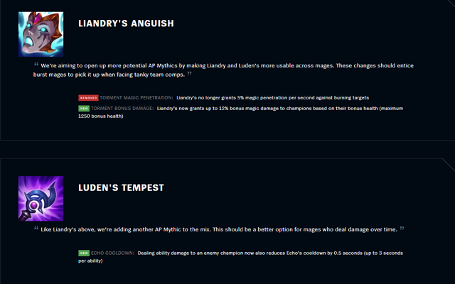 """LMHT: Rất nhiều người chơi """"main Pháp sư"""" sẽ phải khóc ròng ở bản 11.6 vì những thay đổi này"""