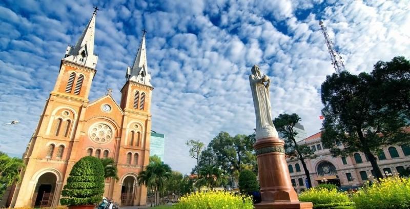 Top 5 điểm đến nổi tiếng nhất Đông Nam Bộ