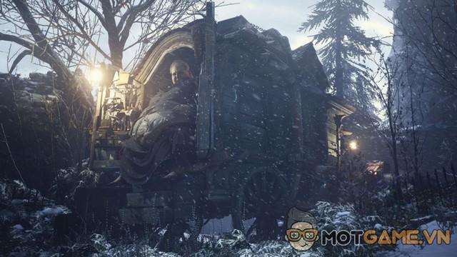 Resident Evil Village sẽ biến người chơi thành thợ săn chân chính?