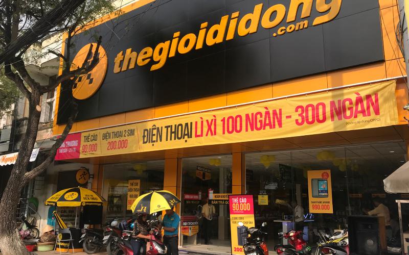 Top 11 Cửa hàng bán điện thoại iphone uy tín nhất TP. Biên Hòa, Đồng Nai