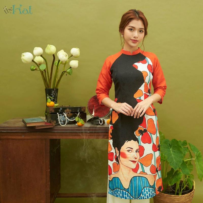 Top 11 Shop bán áo dài cách tân đẹp nhất Tết Canh Tý năm 2020