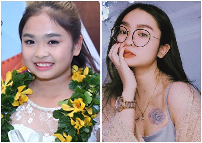 """Thiện Nhân, Phương Mỹ Chi và top hot girl 10X """"trổ giò"""" dậy thì, phổng phao """"chóng mặt"""""""