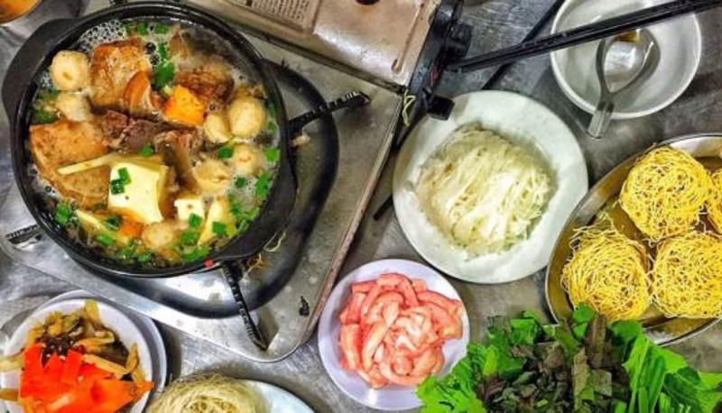 Top 10 Địa điểm ăn uống hấp dẫn ở Quận 7 – TP. Hồ Chí Minh