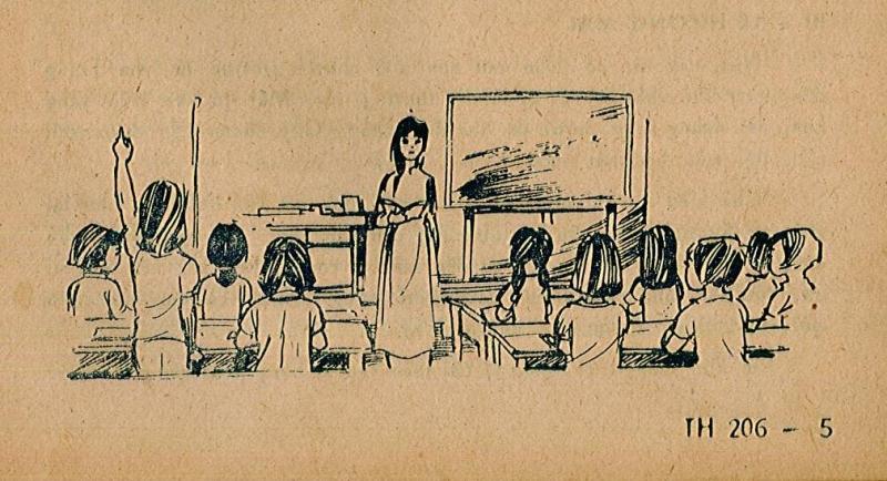 Top 8 Bức thư học sinh viết cho thầy cô giáo cũ ý nghĩa nhất