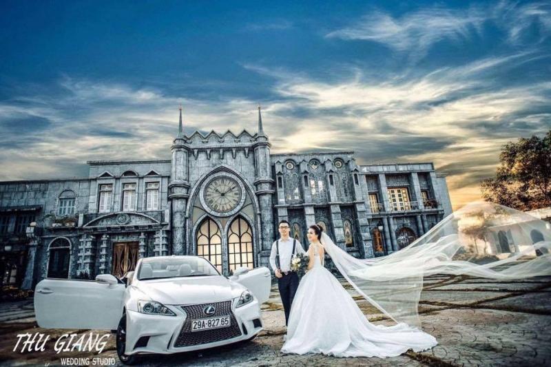 Top 12 Studio chụp ảnh cưới đẹp nhất tại TP Hải Dương