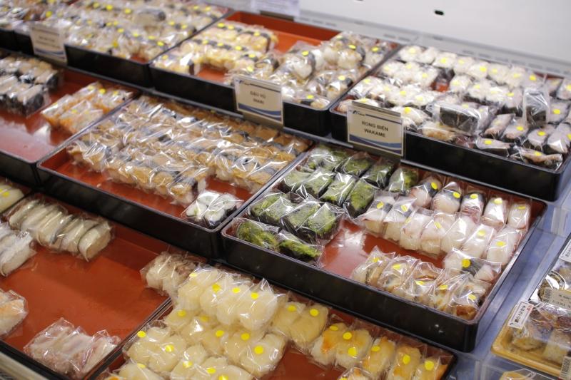 Top 10 Món ăn gây mê mệt tại AEON Mall Tân Phú – siêu thị Nhật Bản
