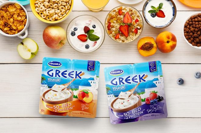 Top 5 Thương hiệu sữa chua Hy Lạp bổ dưỡng nhất