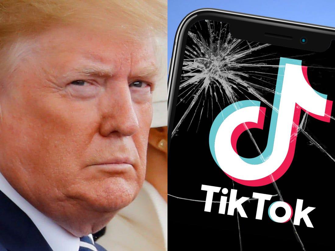 Trump chần chừ chưa ký khi nghị sĩ Mỹ phản đối đề xuất Oracle mua TikTok