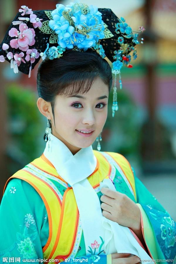 Top 10 Tạo hình đẹp nhất của Triệu Lệ Dĩnh trong phim cổ trang Trung Quốc
