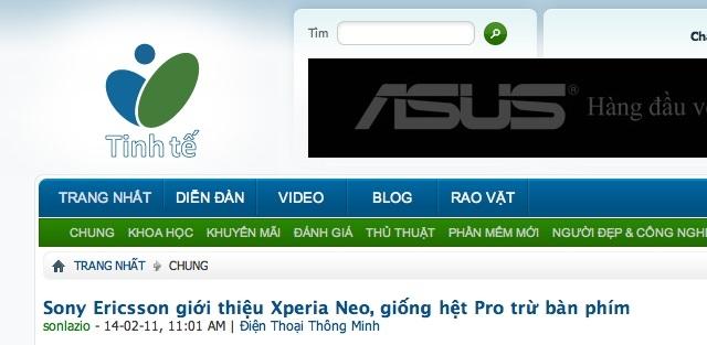 Top 10 Website công nghệ thông tin hàng đầu ở Việt Nam