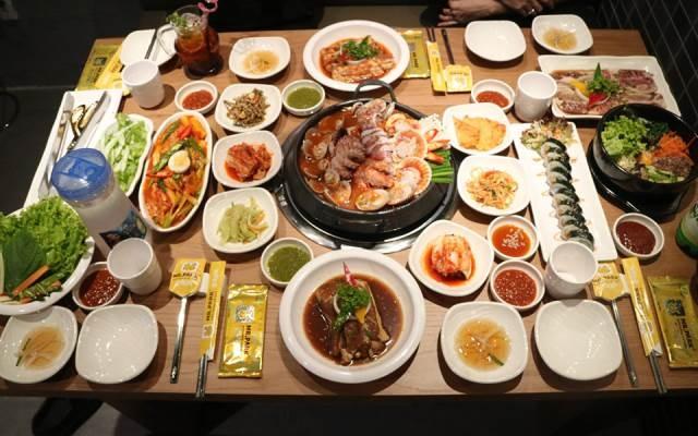 Top 6 Quán ăn Hàn Quốc ngon nhất Vũng Tàu