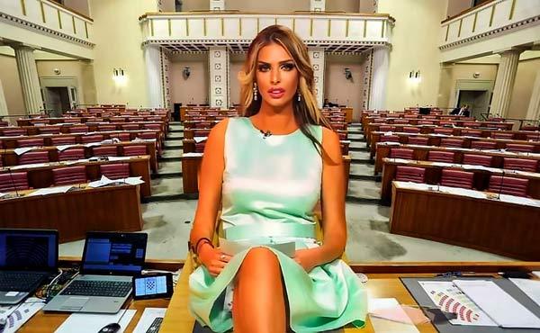 Ứng viên Tổng thống Croatia gây tranh cãi vì quá khứ người mẫu