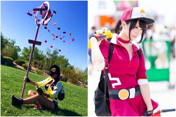 Tổng hợp series ảnh cosplay Pokemon Go cực chất trên toàn thế giới