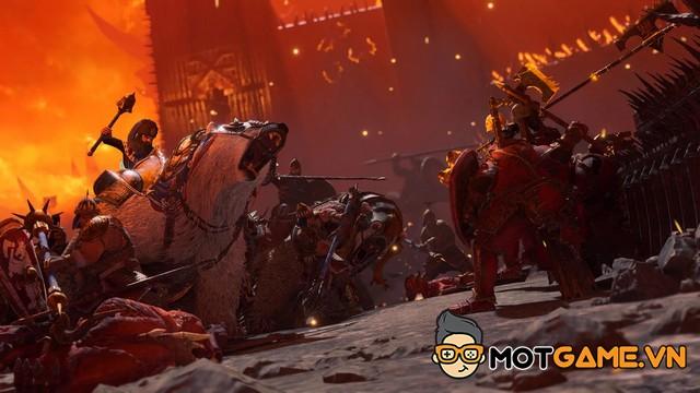 Siêu phẩm Total War: Warhammer 3 hé lộ gameplay cực chất!
