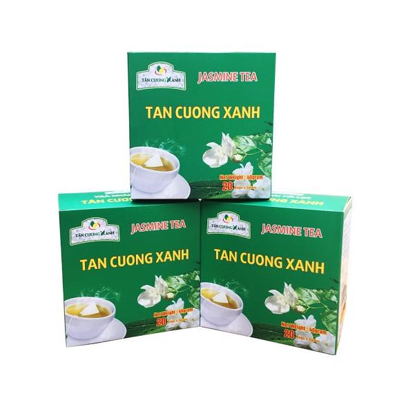Top 15 Loại trà xanh túi lọc được ưa chuộng nhất hiện nay