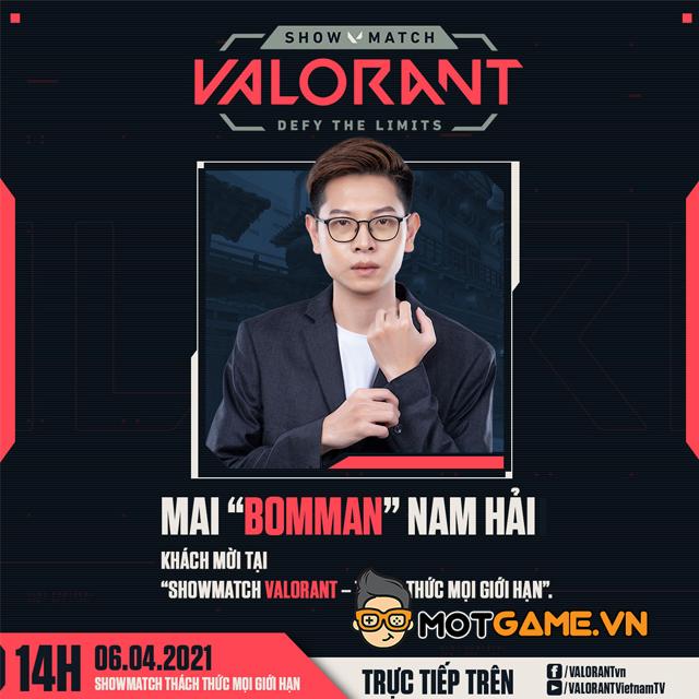Valorant: Lộ diện bộ 3 khách mời tại Valorant Showmatch đến từ 500Bros.