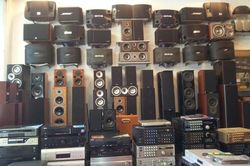 Top 9 Cửa hàng âm thanh/thiết bị âm thanh uy tín nhất tại TPHCM
