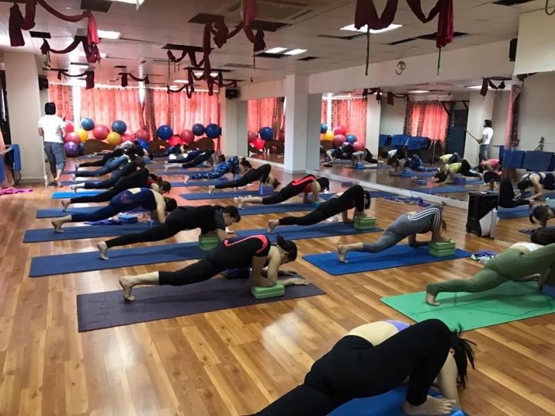 Top 5 Trung tâm Yoga tốt nhất tại Cầu Giấy, Hà Nội