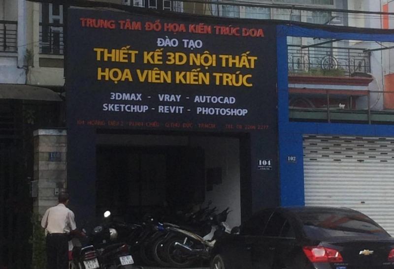 Top 8 Trung tâm dạy autocad tốt nhất tại TP. Hồ Chí Minh
