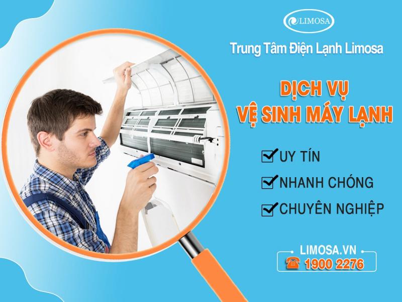 Top 9 Dịch vụ vệ sinh máy lạnh/điều hòa tại nhà uy tín nhất ở TPHCM