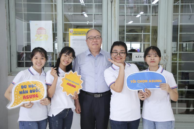 Top 11 Công ty tư vấn du học Hàn Quốc uy tín nhất ở Việt Nam