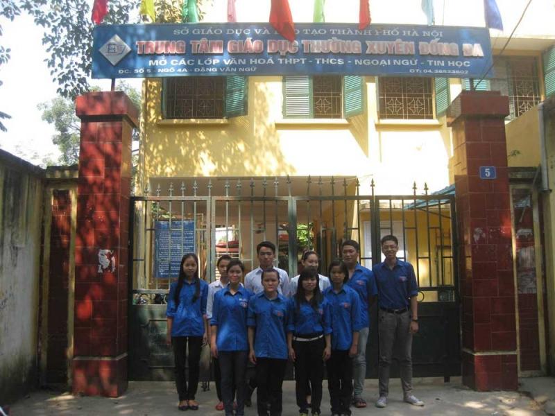 Top 10 Trung tâm giáo dục thường xuyên tốt nhất tại Hà Nội