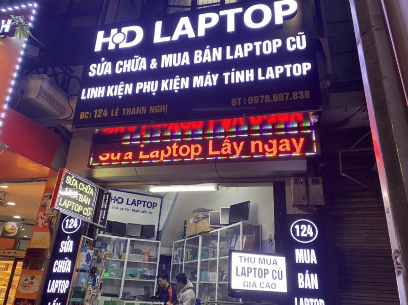 Top 6 địa chỉ thu mua laptop cũ giá cao và uy tín nhất Hà Nội