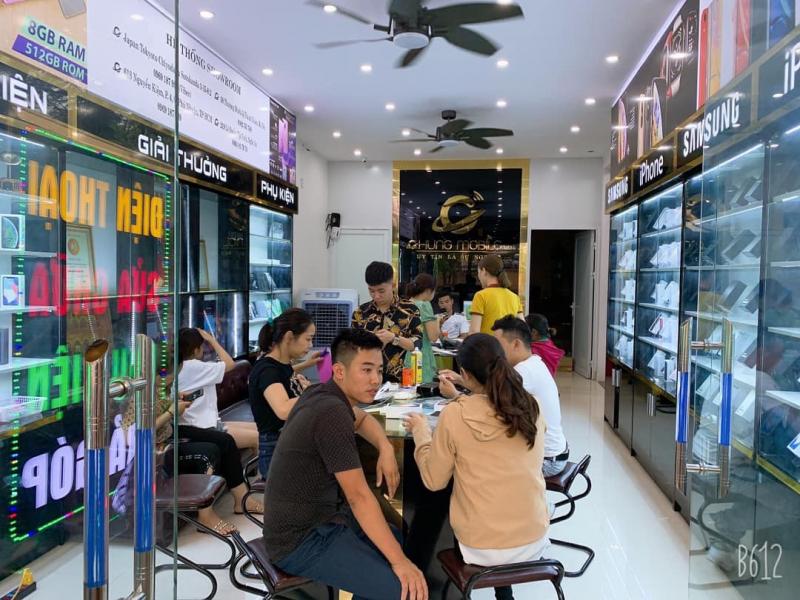 Top 6 Trung tâm sửa chữa điện thoại tốt nhất thành phố Vinh