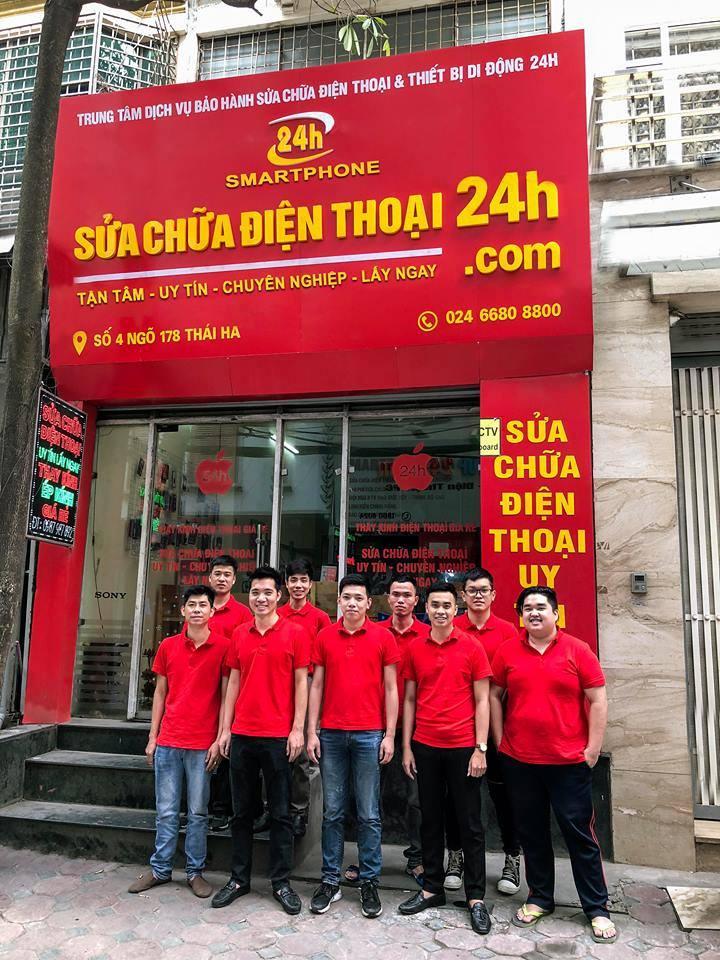 Top 9 Trung tâm sửa chữa điện thoại Samsung uy tín nhất Hà Nội